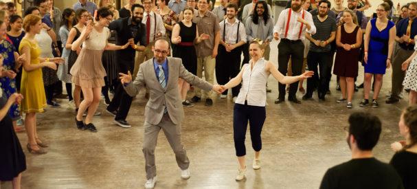 Fun dance times!